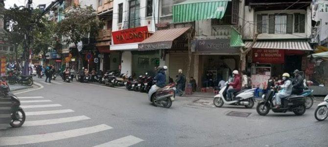 ベトナム的バイク事情